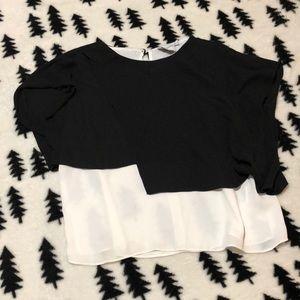 ASOS petite blouse 00